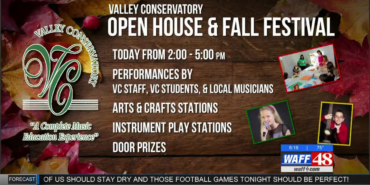 Valley Conservatory Hosting Open House Sunday