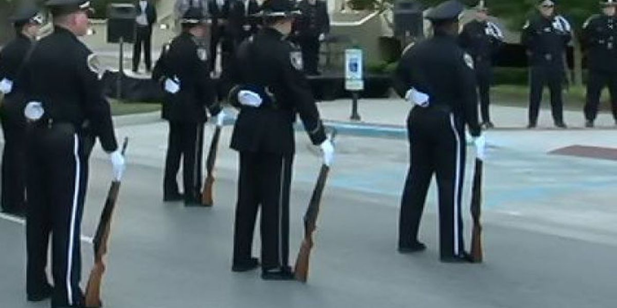 AT 10: Remembering fallen officers
