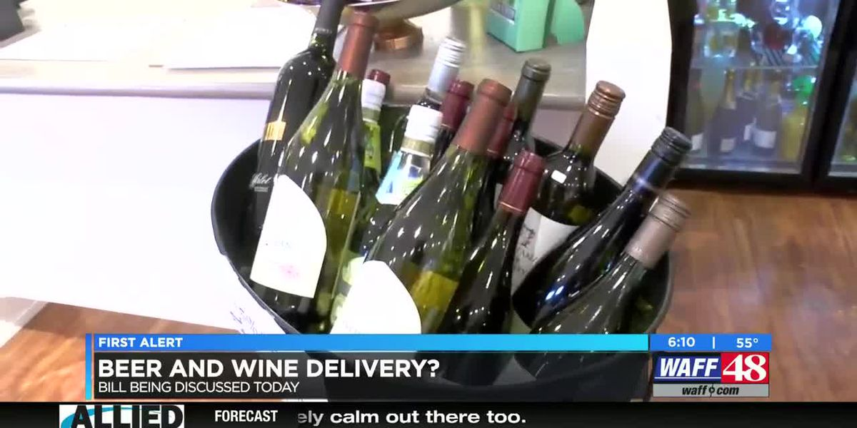 Beer & wine delivery to homes: local businesses divided