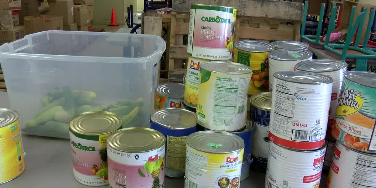 Two free drive-thru food drives to know about