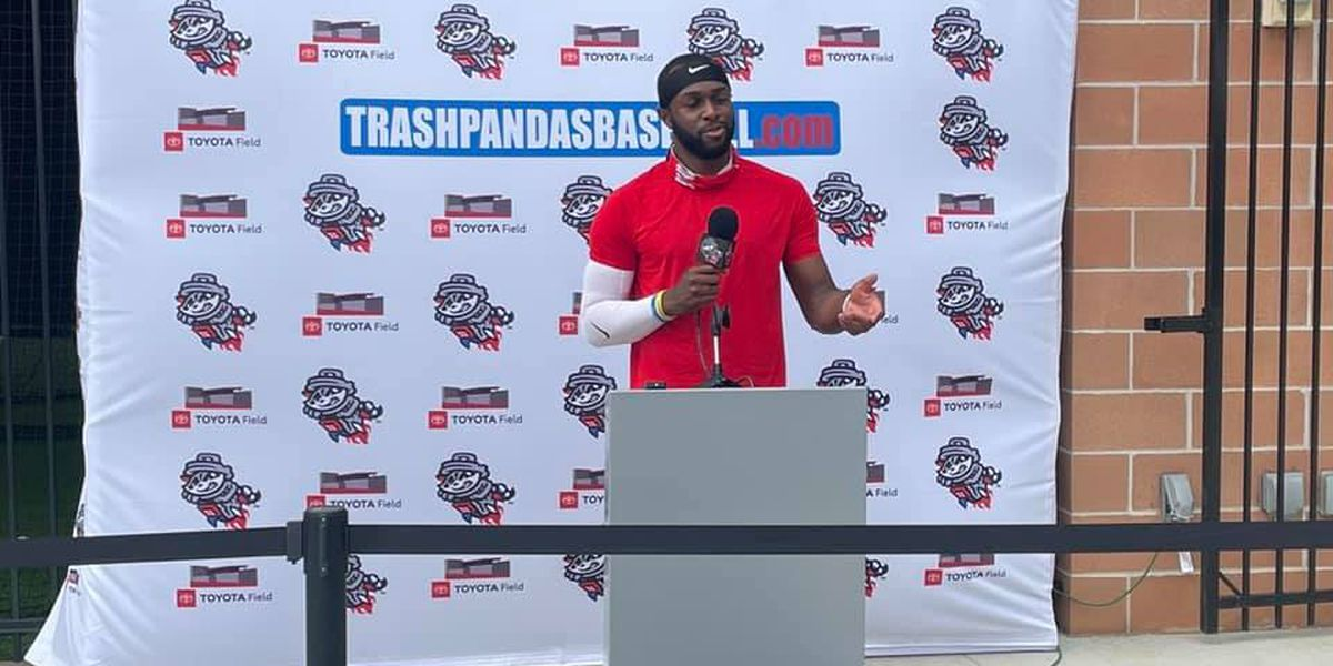 Trash Pandas ready for first game in franchise history