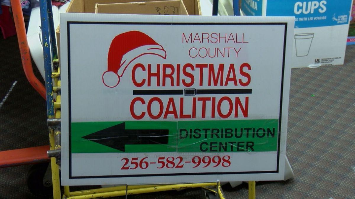 Marshall County Christmas Coalition needs sponsors before holiday season