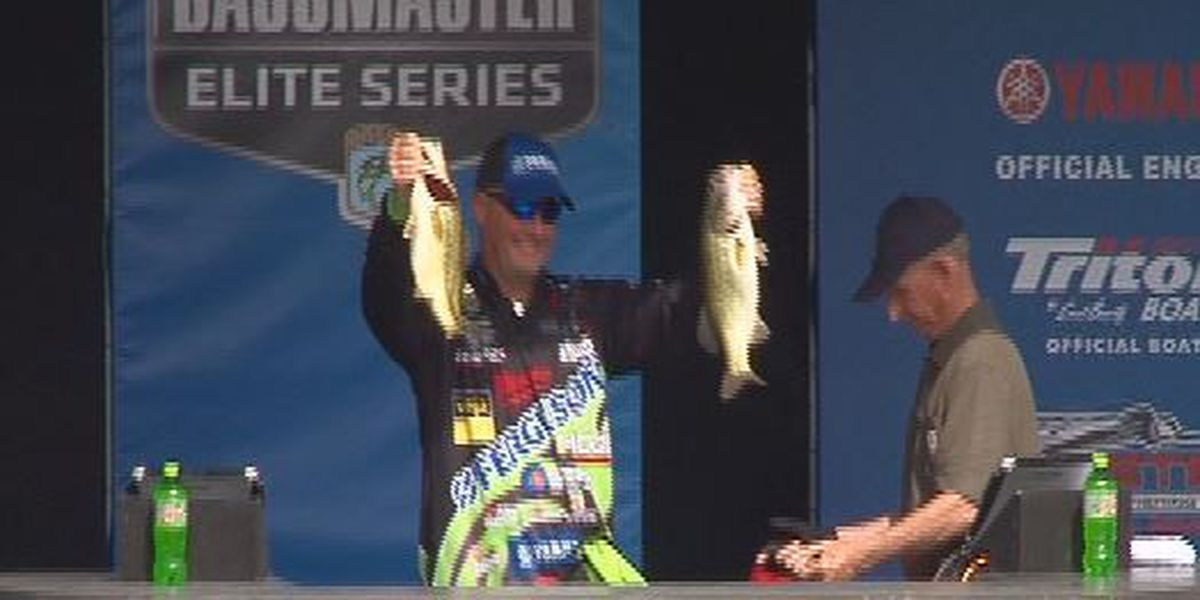 Skeet Reese grabs the come from behind win on Lake Guntersville