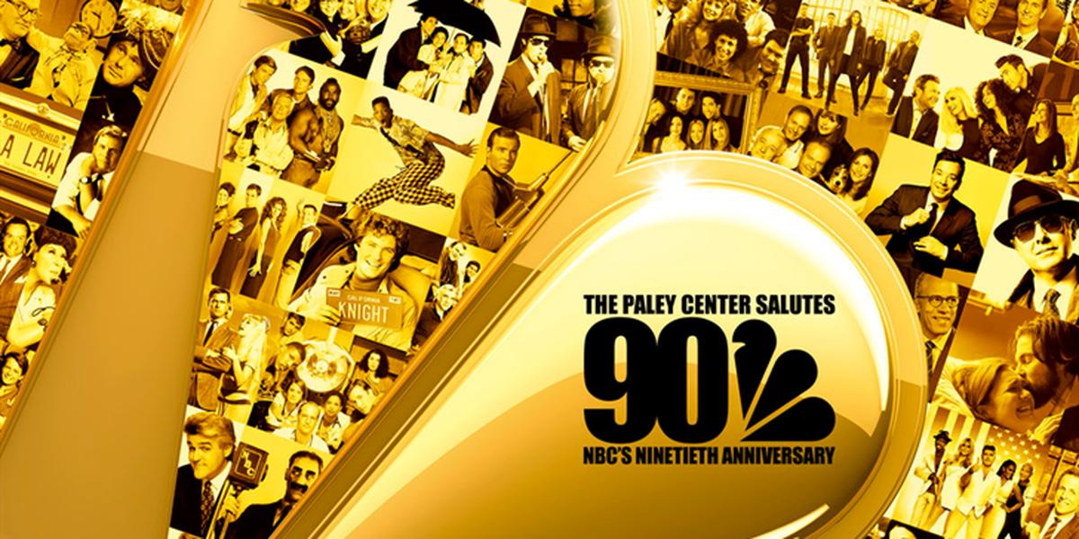 NBC celebrates its 90th anniversary