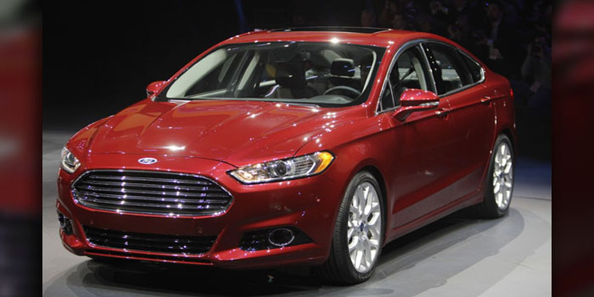 Ford recalling Fusion, Ranger models due to transmission issues