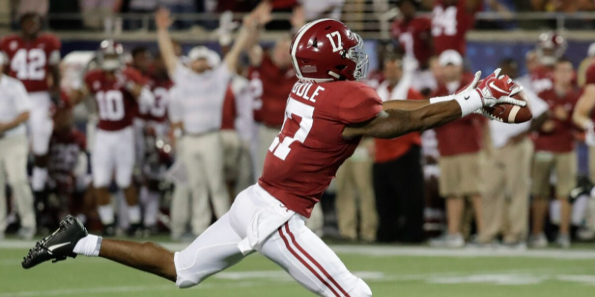 2021 NFL Draft underway; Six Bama players selected in the first round