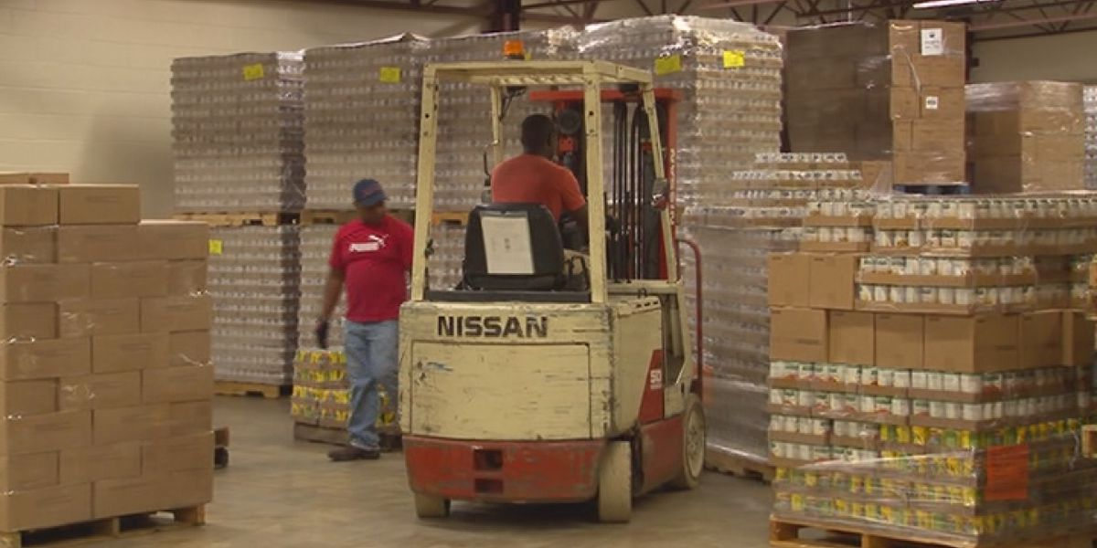 $25,000 donation made to Food Bank of North Alabama