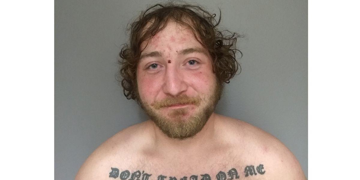 Police say man is arrested after entering home, assaulting victim inside
