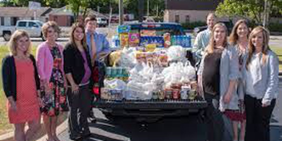 Food Share Drive jump starts summer food pantry donations