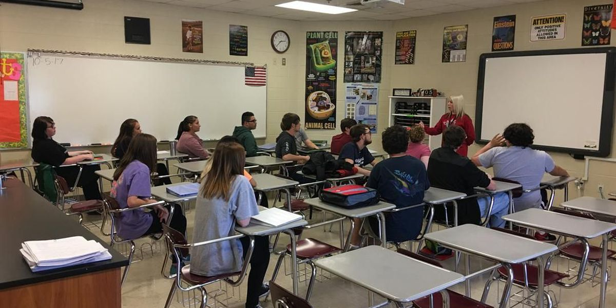 Sardis High School holds active shooter drill