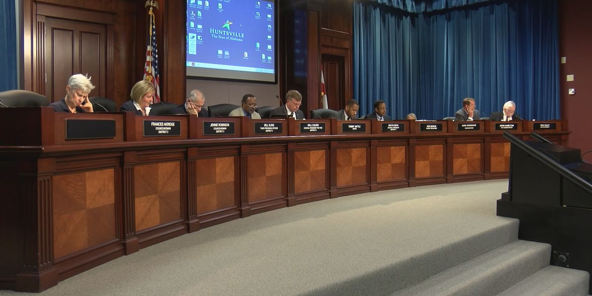 Huntsville City Council approves pay raises, insurance for deceased employees' families