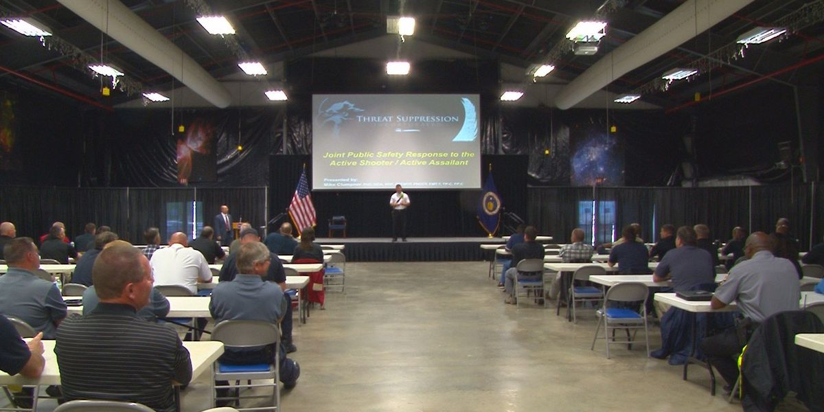 Redstone hosts Joint Public Safety Response to Active Shooter event