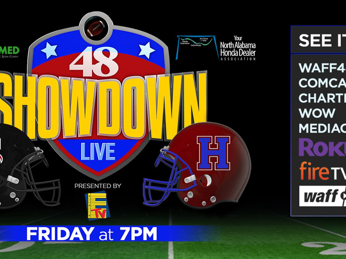 48 Showdown Live: Huntsville vs Sparkman