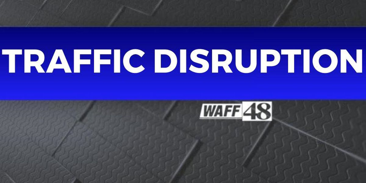 Road closure on Old Big Cove Road Wednesday morning