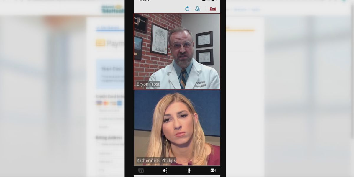 How telehealth can help reduce transmission of COVID-19
