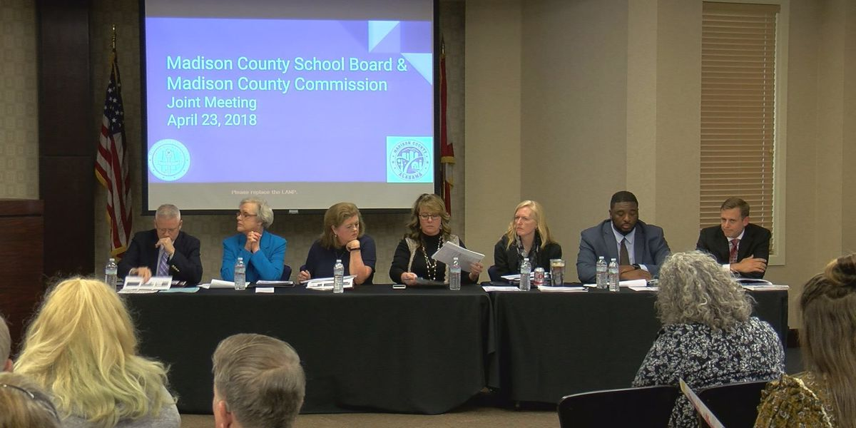 Madison County Schools, county commission clash over BRAC funding