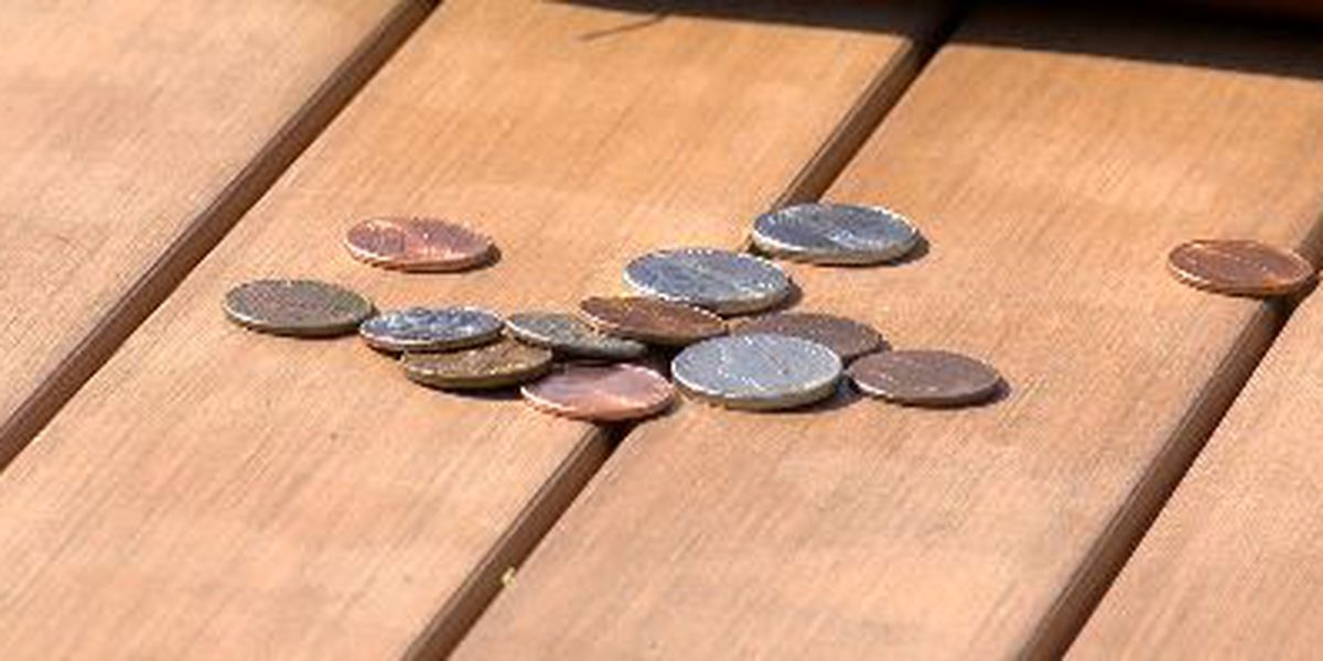 Coin shortages across the country hitting your wallet