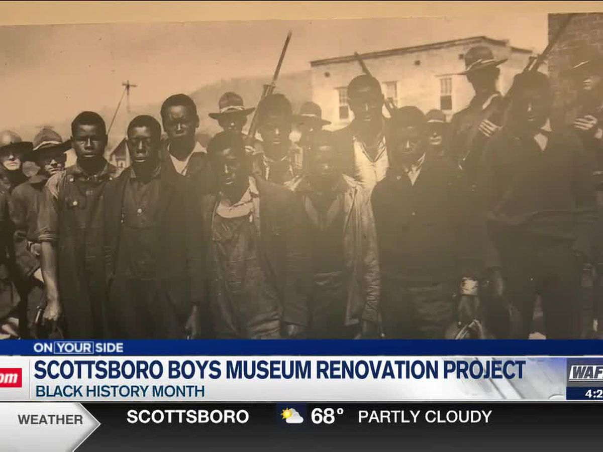 Preserving history: Scottsboro Boys Museum renovation project