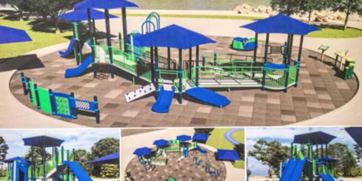 New accessible park coming to Florence