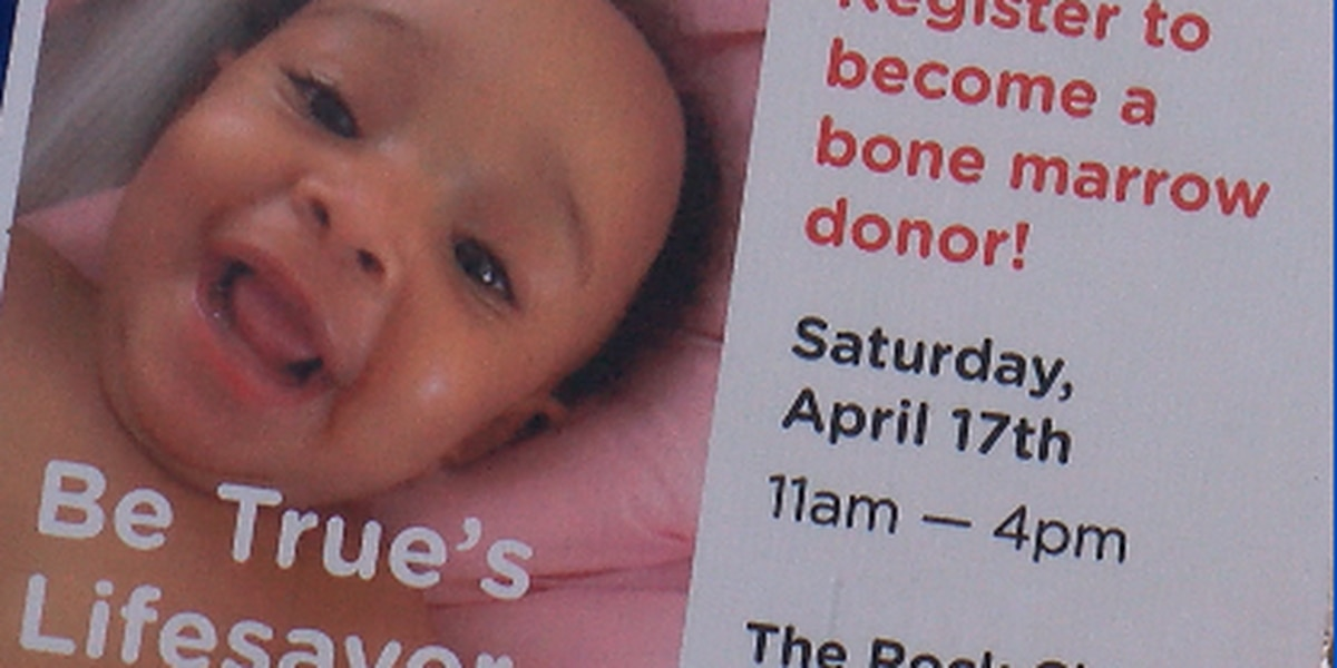Community members hope to find match for 8-month-old in need an emergency bone marrow transplant
