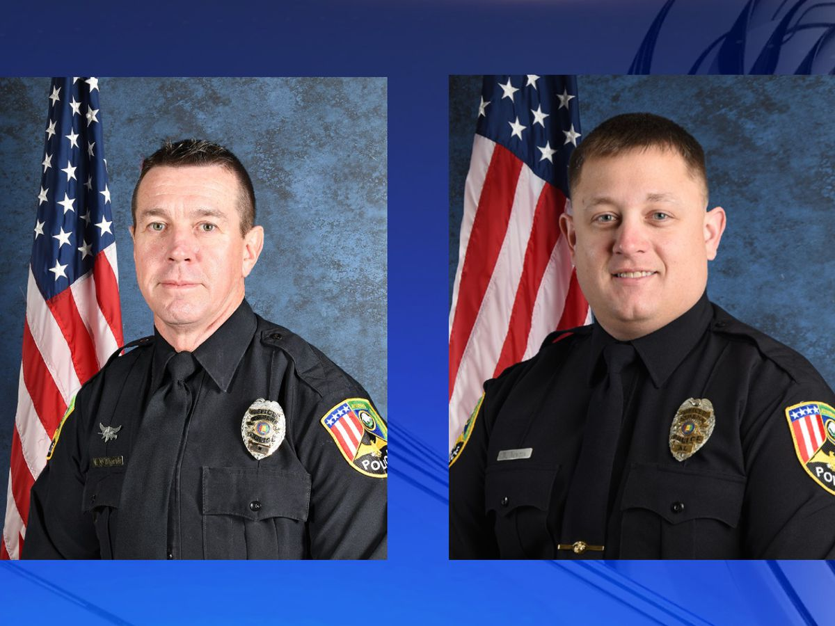 Hometown heroes: Athens police officers save two lives in two days