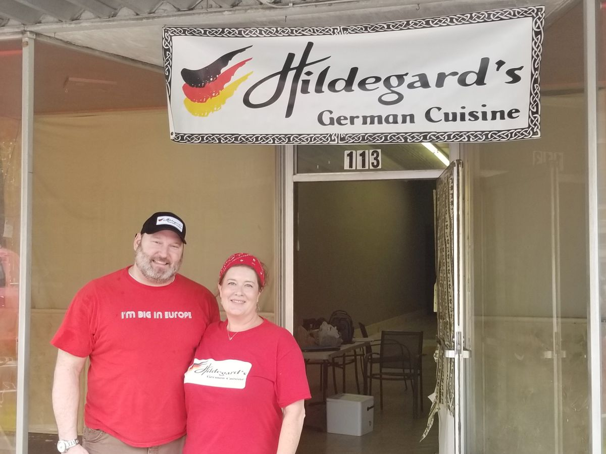 Hildegard's German restaurant coming to Athens