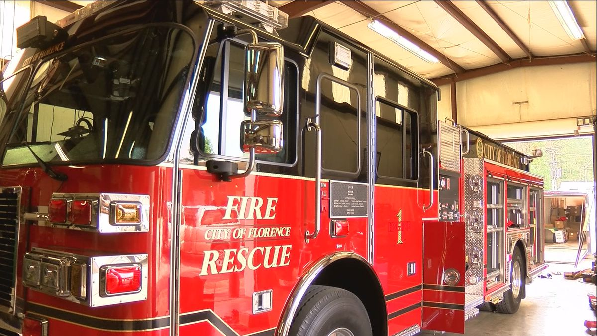 Body recovered at house fire in Florence