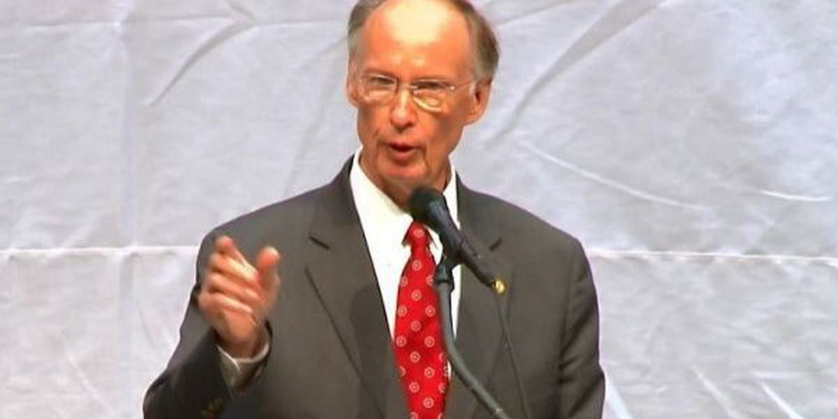 Gov. Bentley declares state of emergency ahead of winter weather