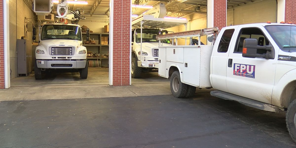 Fayetteville utility crews send help in wake of Hurricane Florence