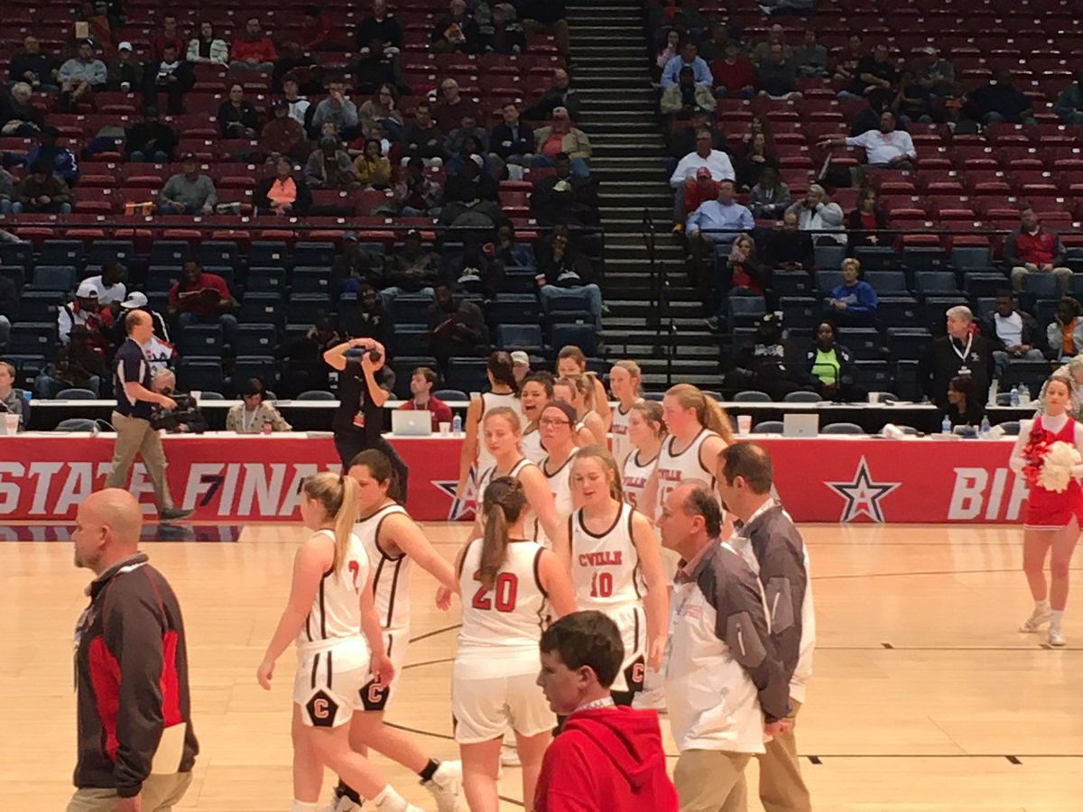 STATE FINALS: Collinsville girls advance, Mars Hill and Red Bay fall short