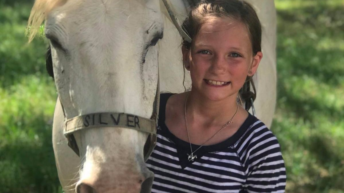 Doctors baffled after 11-year-old girl's brain tumor disappears