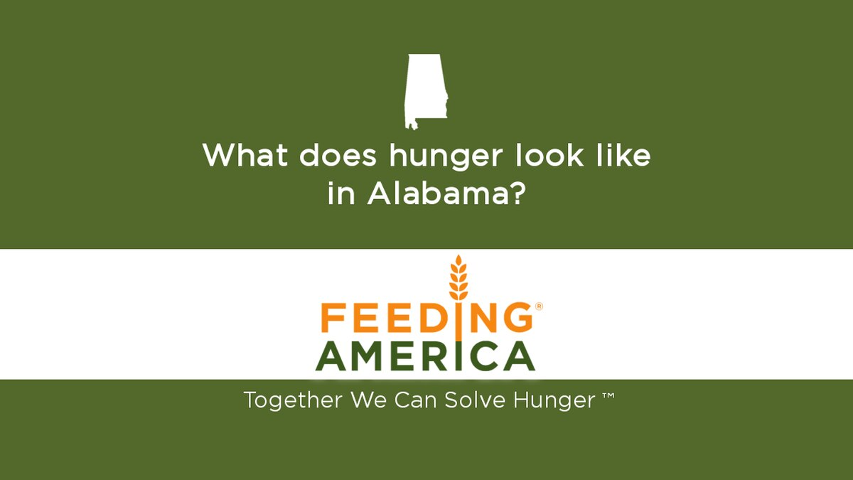 Food insecurity in north Alabama by the numbers