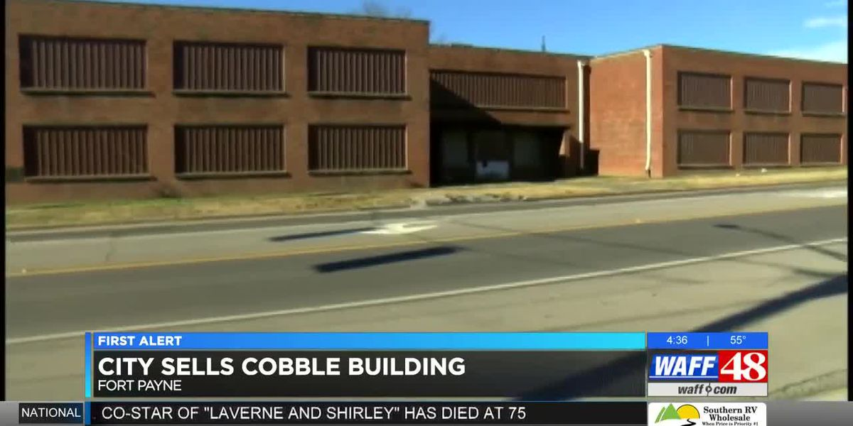 Fort Payne group buys city-owned building in the hopes of creating more businesses