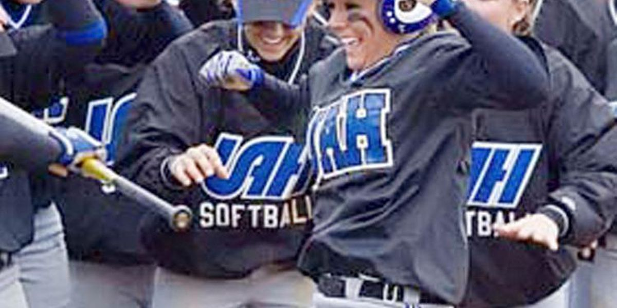 Former UAH athlete lends helping hand during pandemic