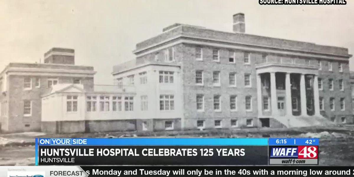 Huntsville Hospital celebrates 125th anniversary