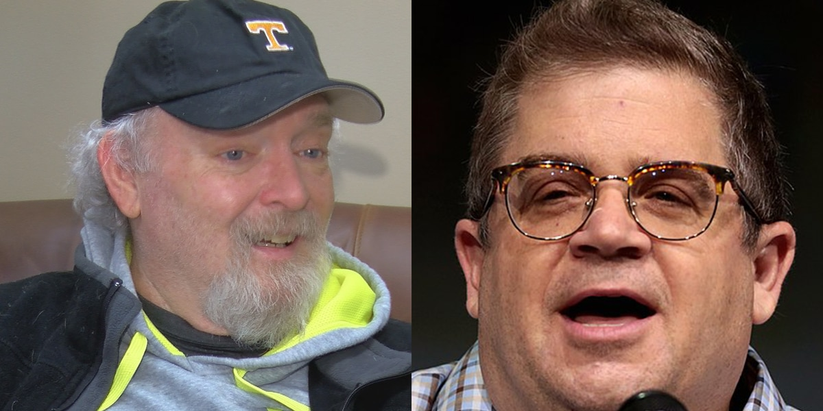 Huntsville veteran's Twitter feud with actor Patton Oswalt leads to medical bill surprise