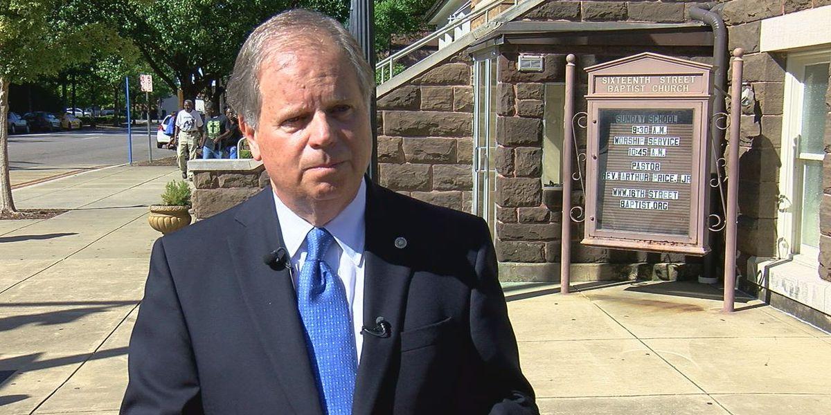 Senator Doug Jones to hold Huntsville town hall