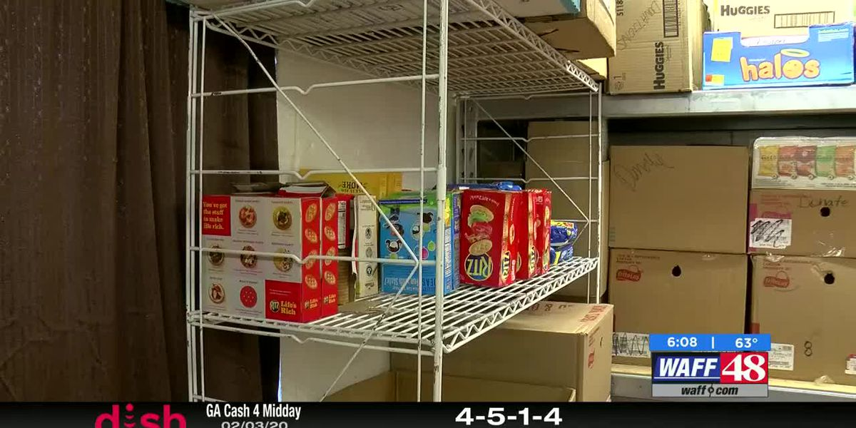 Decatur effort to collect food for hungry families