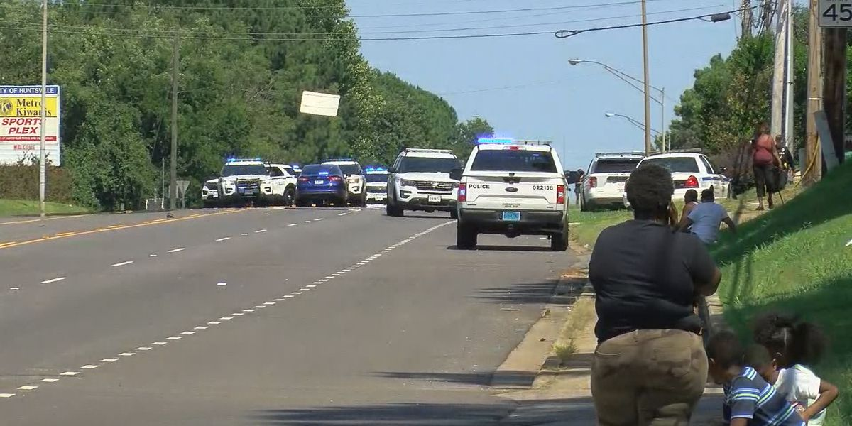 Huntsville Police investigating double shooting on Patton Road