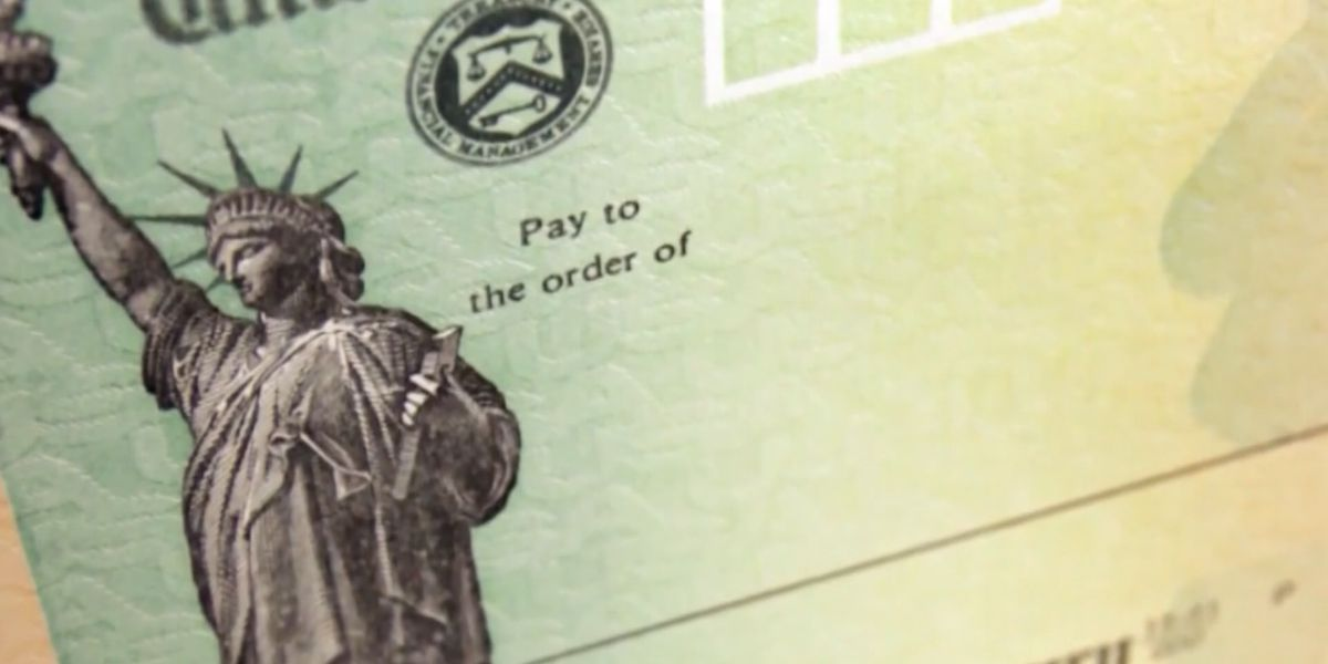 Marshall County Jail inmates receive stimulus checks