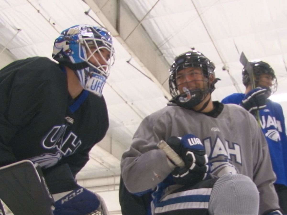 Fundraising goal met for saving UAH hockey program
