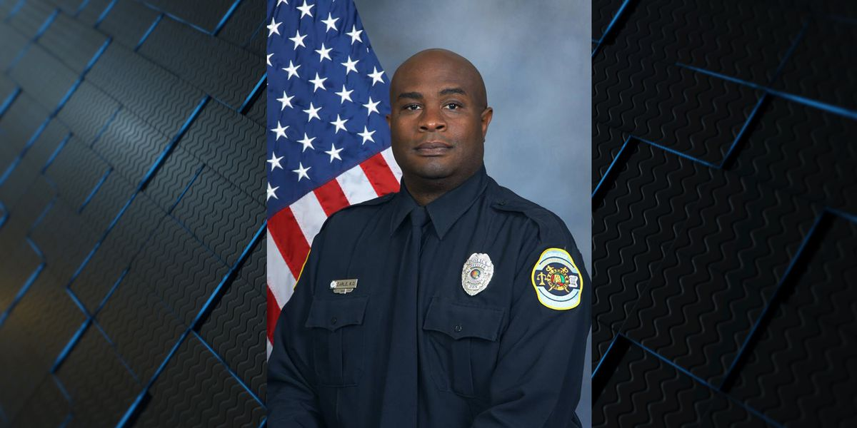 Fallen Huntsville police officer honored at Washington memorial service