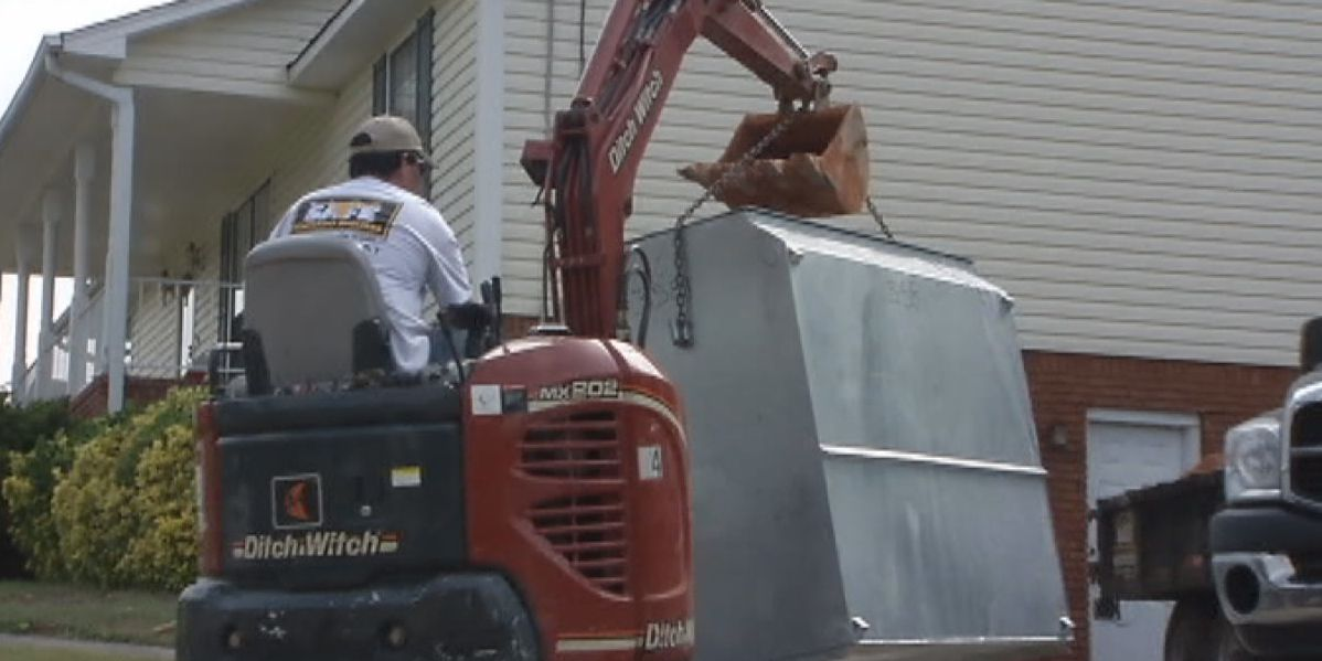 Proposed bill would give tax breaks for personal storm shelters