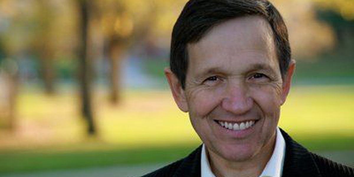 Kucinich asks Iowa supporters to make Obama their second choice