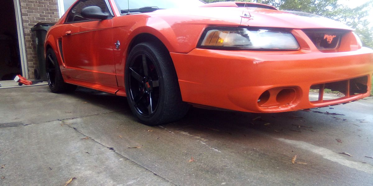 Huntsville police searching for stolen Mustang