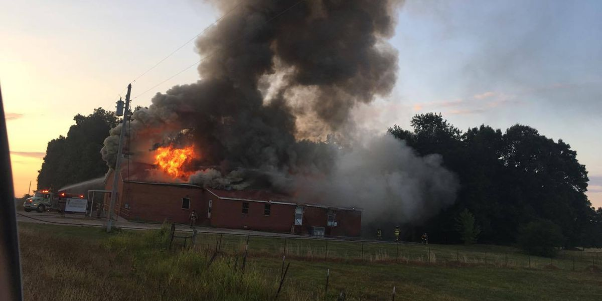 Officials release cause of Lauderdale Co. church fire