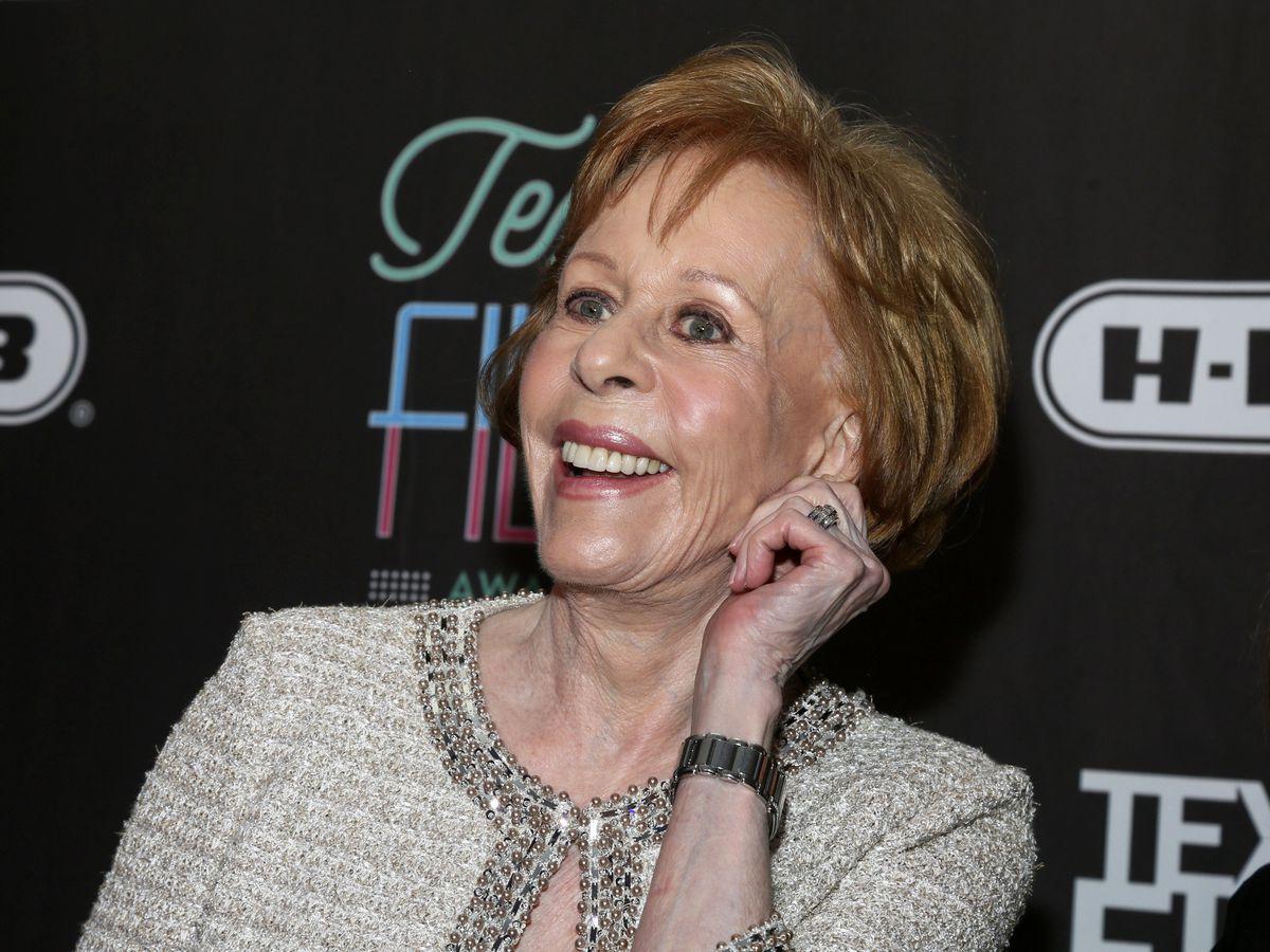 New Golden Globes honor will be named after Carol Burnett