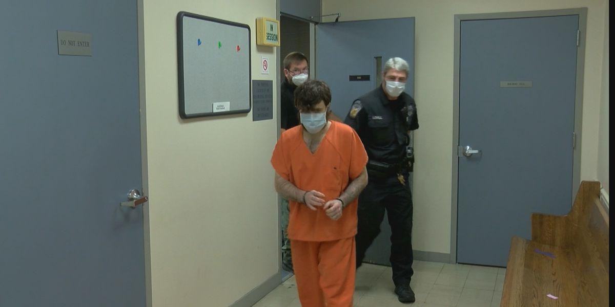 Huntsville murder suspect will face a grand jury