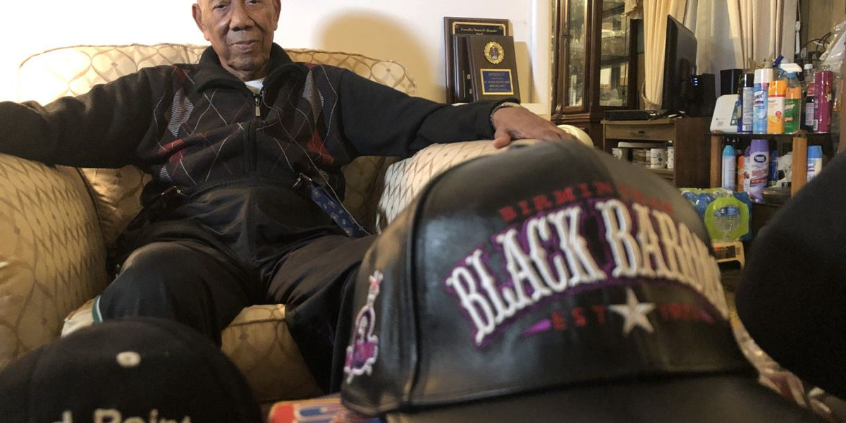 Former Birmingham Black Barons player grateful MLB recognizing Negro League stats