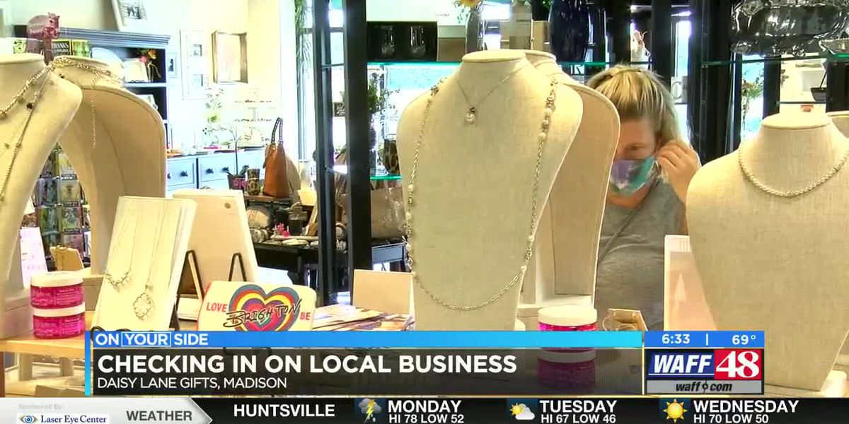 Madison business seeing much needed boost to sales